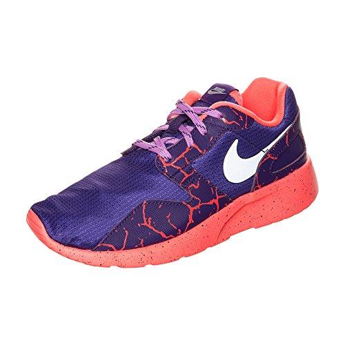 Nike Kaishi Lava (GS), Zapatillas de Running Niñas, Morado/Plateado/Morado (CRT Prpl/Mtllc Slvr-HT LV-FCHS), 40