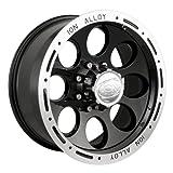 Ion Alloy 174 Black Beadlock Wheel (17x9'/5x135mm)