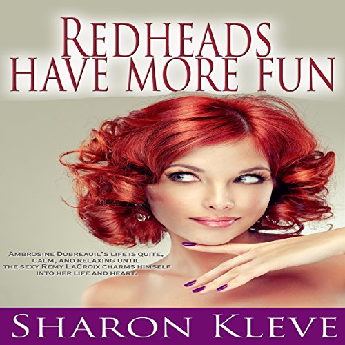 Redheads Have More Fun audiobook cover art