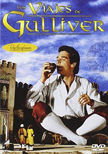 Los viajes de Gulliver [DVD]