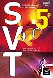 SVT 5e Éd. 2017 - Livre élève