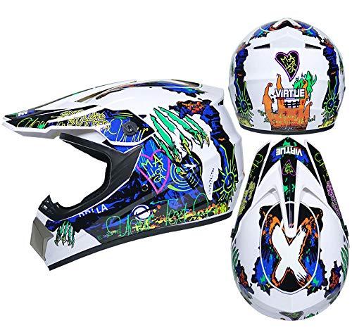 Lichte helm motorfiets race-fietshelm ATV fiets downhill cross helm
