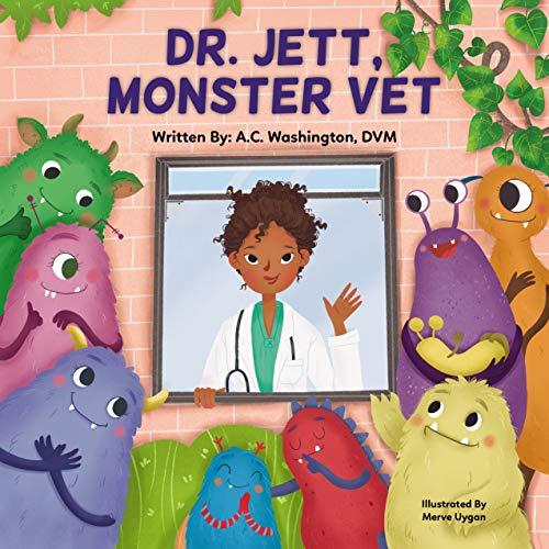 Dr. Jett, Monster Vet (English Edition)