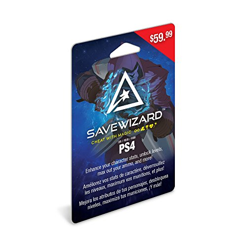 Hyperkin Save Wizard セーブエディター for PS4 (Physical Version)