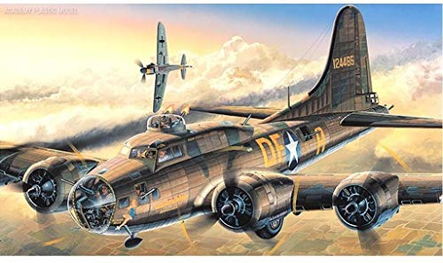 Academy AC12495-1:72 B-17F Flying Fortress Memphis Belle