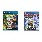 Crash Bandicoot N.Sane Trilogy + Ratchet And Clank Hits - Versión 12