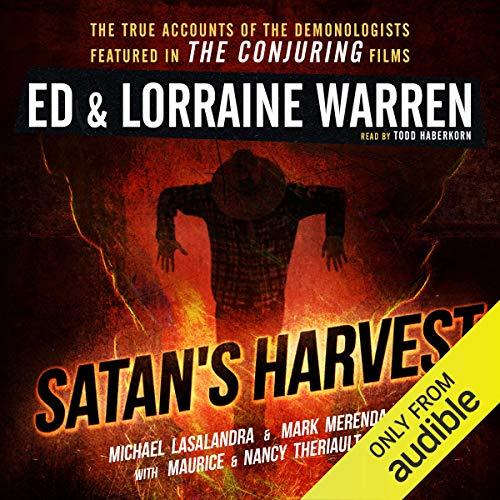 Couverture de Satan's Harvest