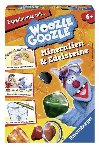 Ravensburger Spieleverlag 18986 - Woozle Goozle: Mineralien und Edelsteine