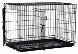 2 Door Puppy Crate
