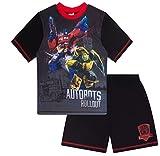 Jungen Transformers Optimus Prime und Bumblebee ku