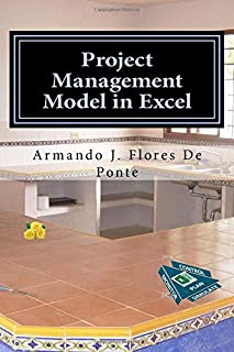 Project Management Model in Excel: Plan-Simulate Monitor-Control (FinEngProjects)