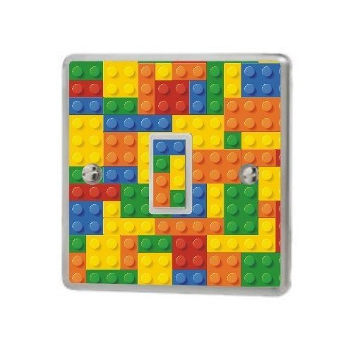 Bricks Light Switch Sticker Vinyl / Skin cover sw2