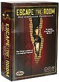 ThinkFun - 76371 - Escape the Room, Das verfluchte Puppenhaus - Exit-Spiel für Zuhause, Party-Event mit Gruselfaktor, für 2 oder mehr Spieler ab 13 Jahren