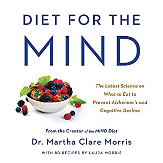 Diet for the MIND audiobook cover art