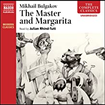 master and margarita audiobook