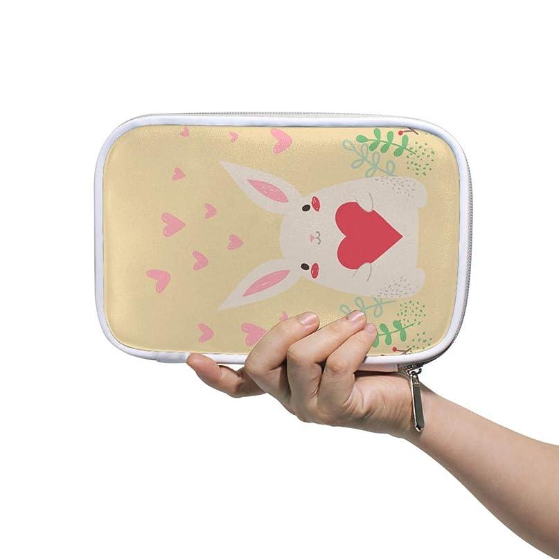 恐怖恐怖中傷ZHIMI 化粧ポーチ メイクポーチ レディース コンパクト 柔らかい おしゃれ 化粧品収納バッグ コスメケース 可愛い動物の柄 機能的 防水 軽量 小物入れ 出張 海外旅行グッズ パスポートケースとしても適用