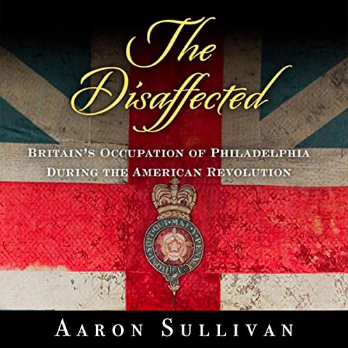 The Disaffected Audiobook By Aaron Sullivan cover art
