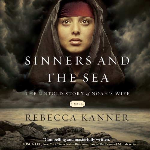 Sinners and the Sea audiobook cover art