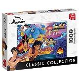 Jumbo- Classic Collection pcs Rompecabezas, 1000 Piezas, de Aladdin, Multicolor (18825)