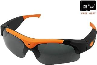 Gafas de sol Sport DV cámara 1080P 5mega pixeles, jiameiyi Video Recorder HD gafas de sol foto, el Ocultos Seguridad Eyewear Video Recorder para actividades en exteriores