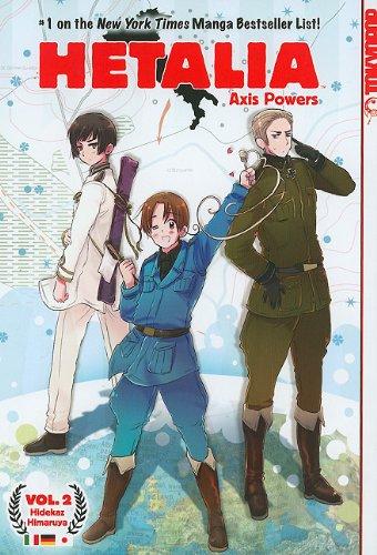 Hetalia Axis Powers Volume 2