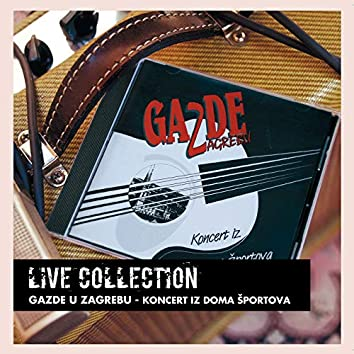 Live Collection: Koncert Iz Doma Športova