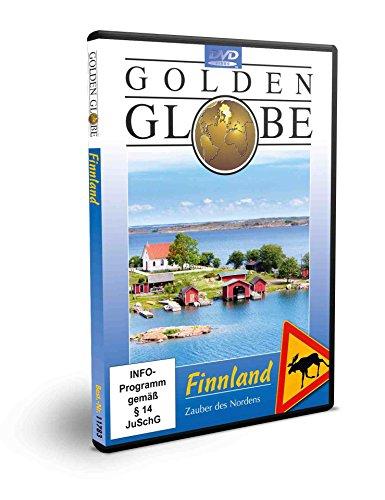 Finnland - Zauber des Nordens (Reisefilm der Reihe Golden Globe) mit Bonusfilm Baltikum