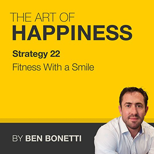 Strategy 22 - Fitness with a Smile audiobook cover art