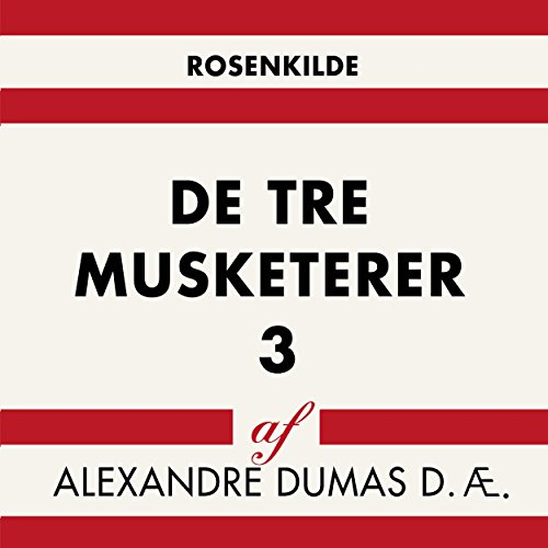 De tre musketerer 3 cover art