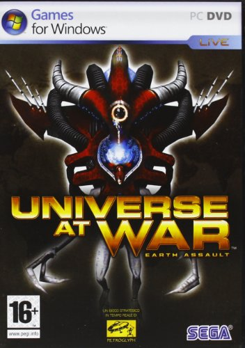 GIOCO PC UNIVERSE AT WAR