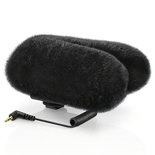 Sennheiser MZH 440 Fellwindschutz für das Richtmikrofon MKE