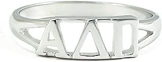 alpha delta pi jewelry rings