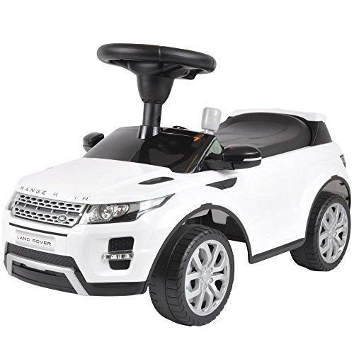 Bandits & Angels Range Rover Evoque Rutschauto
