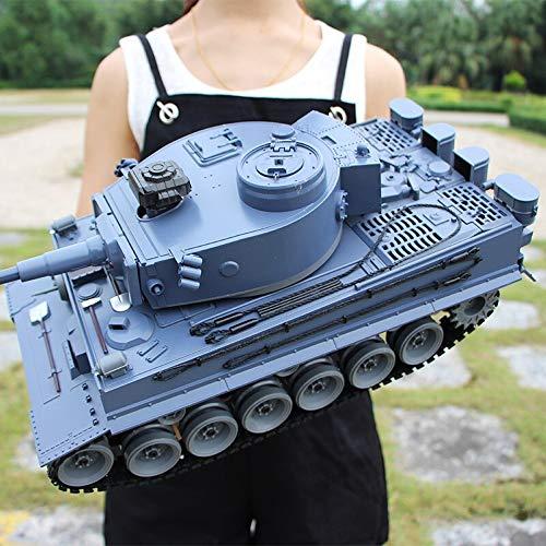 Ycco 50CM grandes tanques Panzer Controladas inteligente sim