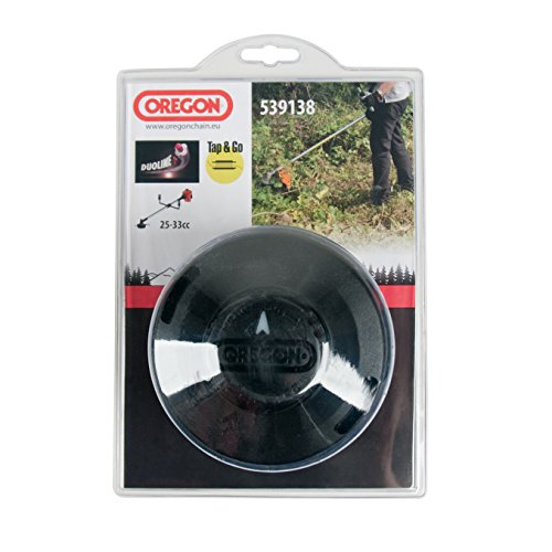 Oregon 539138 Tap and Go - Cabezal universal para desbrozadora ...