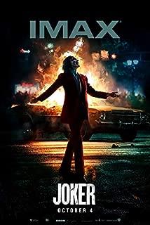 映画ポスター ジョーカー 2019 Joker DC US版 hi3