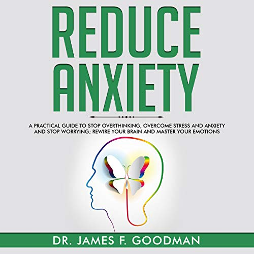 Reduce Anxiety cover art