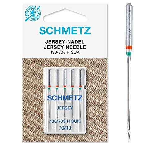 SCHMETZ 130-705SUK-70 Ago, Metallo, Argento, NM 70 10