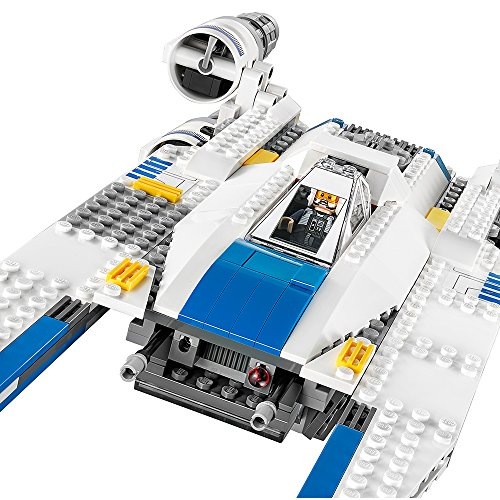 Vaisseau Rebelle Chasseur U-Wing Fighter LEGO Star Wars 75155 - 659 Pièces - 1