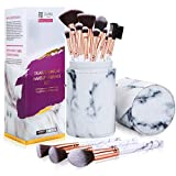 Pinceaux Maquillages DUAIU Set de 15 kit de pinceaux maquillage en...
