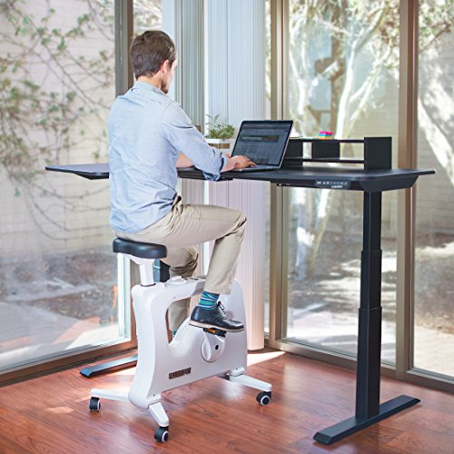 FLEXISPOT Home Office Exercise Under Desk Bike