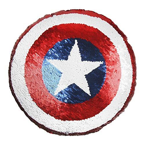 Cuscino con lenti Avengers Capitan America