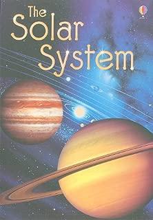 The Solar System (Usborne Beginners)