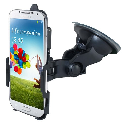 Accessory Village Premium massgefertigte Sublime titolare caricabatteria da auto per Samsung i9500Galaxy S4