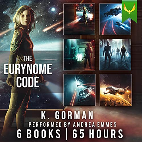 The Eurynome Code: The Complete Series: A Space Opera Box Set