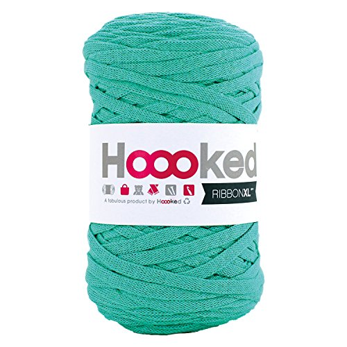 Hoooked Ribbon XL Yarn-Happy Mint