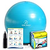 ProBody Pilates Exercise Ball -...