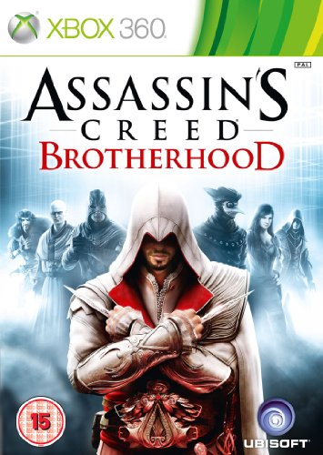[Import Anglais]Assassins Creed Brotherhood Game XBOX 360