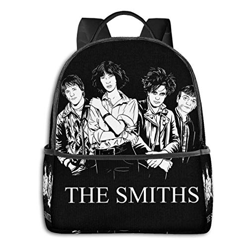 Ahdyr Zaino casual The Smiths Fashion Backpack Borse a tracolla per sacco all'aperto