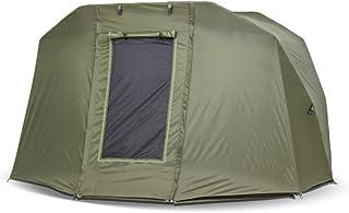 Lucx® Vinterskinn överkast överwrap för Caracal Bivvy fisketält karptält Carp Dome (ingen tält bara kavaj)